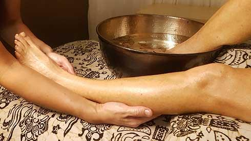 foot massage mothers day spa package sunshine coast